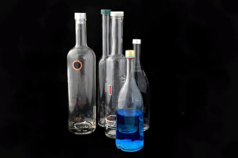 Tappi in plastica per spirits