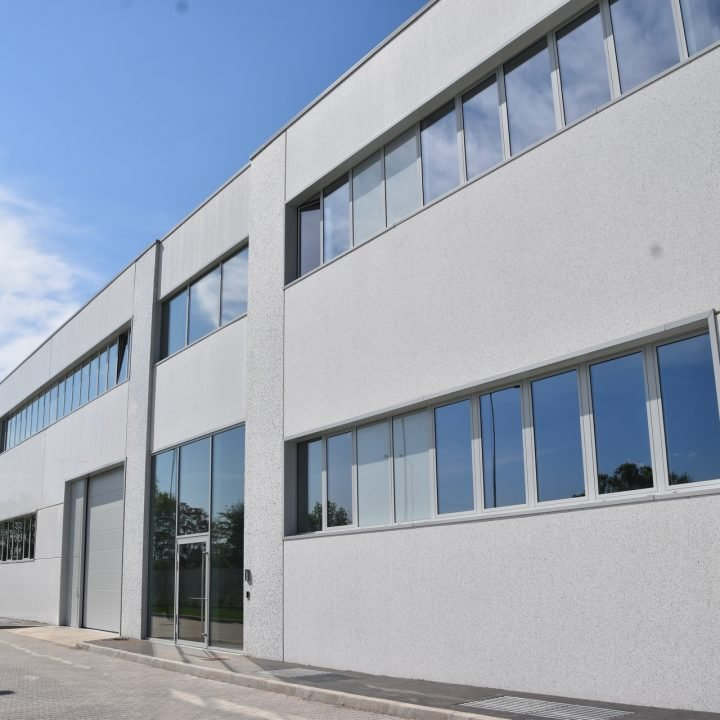 La nuova sede della Bosisio Francesco & C. SpA
