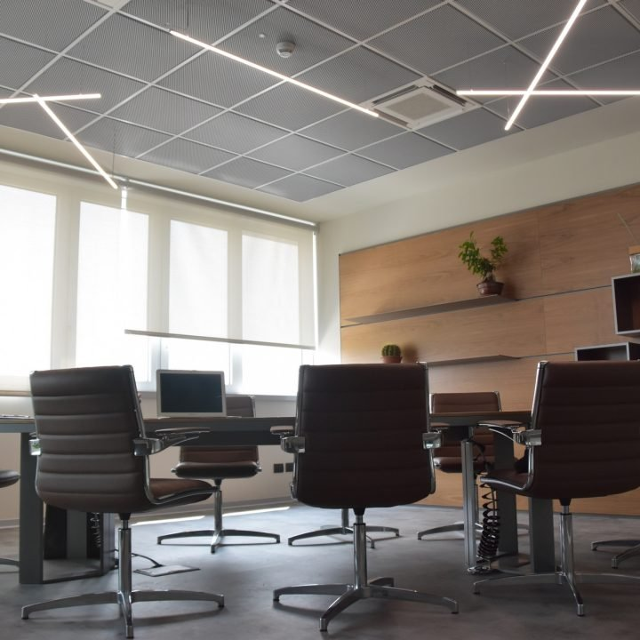 Nuova sede Bosisio Francesco, sala riunioni