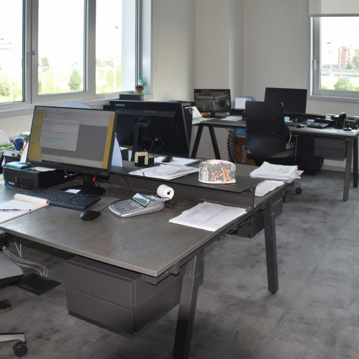 Nuova sede Bosisio Francesco, uffici